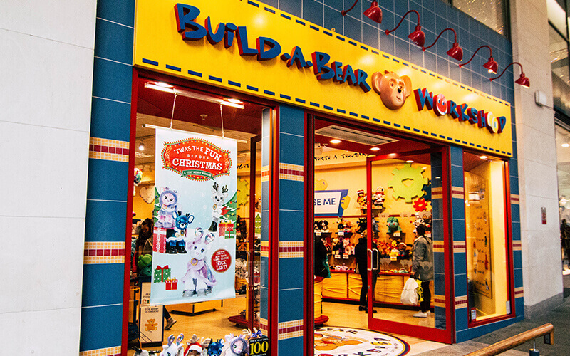 Build A Bear Belfast Opening Times