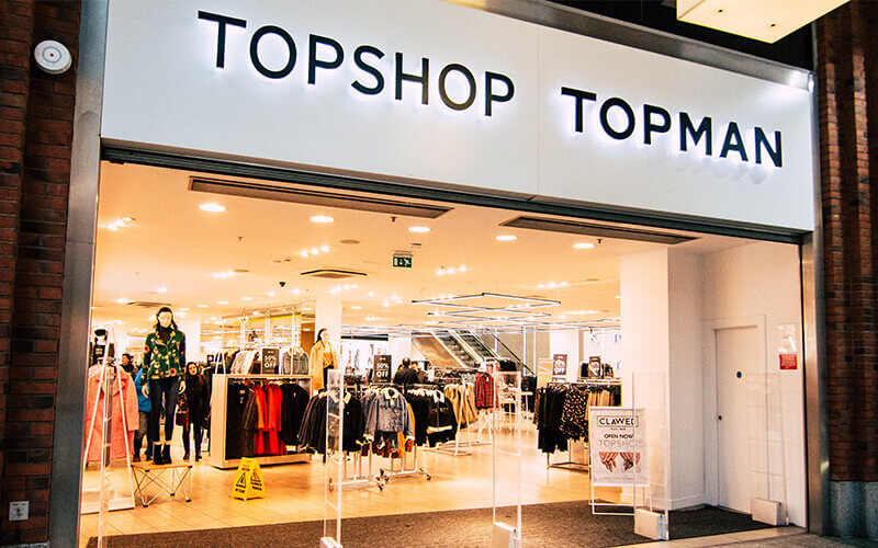 Image result for topshop shop